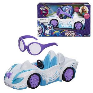 My Little Pony Equestria Girls DJ PON-3 Rockin Convertible Vehicle