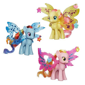 My Little Pony Cutie Mark Magic Winged Ponies Wave 1 Set