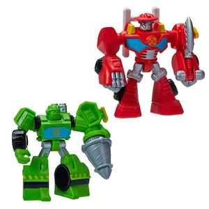 Transformers Recue Bots Feature Bots Figures Wave 1 Set