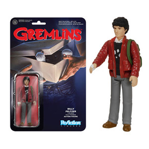 Gremlins Billy Peltzer ReAction 3 3/4-Inch Retro Action Figure