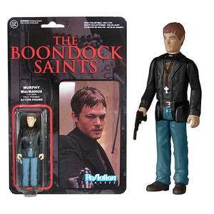 Boondock Saints Murphy MacManus ReAction 3 3/4-Inch Retro Figure