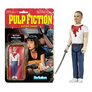 Pulp Fiction Butch Coolidge ReAction 3 3/4-Inch Retro Action Figure