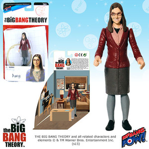 The Big Bang Theory Amy Farrah Fowler 3 3/4-Inch Figure Series 1