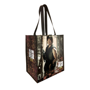 The Walking Dead Daryl Dixon Shopper Tote Bag