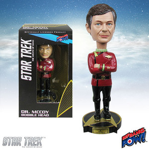 Star Trek II: The Wrath of Khan Dr. McCoy Bobble Head