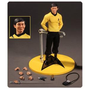 Star Trek Sulu 1:12 Collective Action Figure