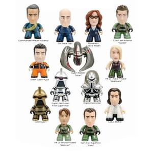 Battlestar Galactica Titans Ser. 1 Vinyl Random Mini-Figure