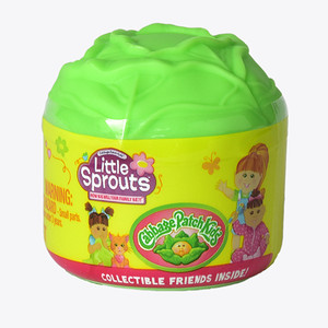 Cabbage Patch Kids Little Sprouts Collectible Figures Blind Pack