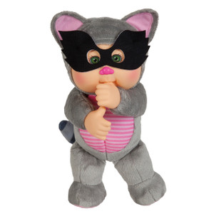 Cabbage Patch Kids Collectible Cuties - Forest Friends Rusty Raccoon