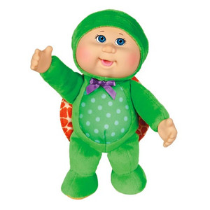Cabbage Patch Kids Collectible Cuties - Forest Friends Perry Turtle