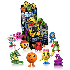 Retro Games Series 1 Mystery Minis Random 4-Pack
