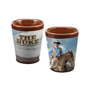 John Wayne The Duke Ceramic Shot Glass
