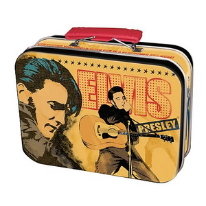 Elvis Presley Mini Tin Tote