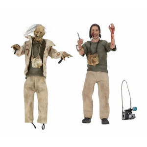 The Texas Chainsaw Massacre Nubbins Sawyer Collector's 8-Inch Action Figure Set