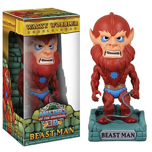 He-Man and the Masters of the Universe Beast Man Bobble Head