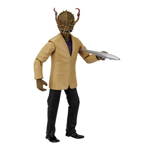Men in Black 3 Basic Action Figure with Small Accessory - Stalk Eyes