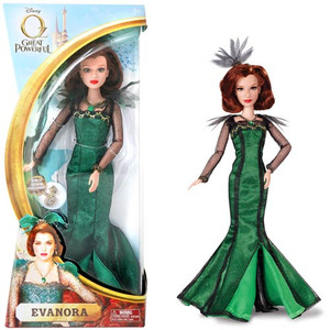 Oz the Great and Powerful Evanora Disney Fashion Doll