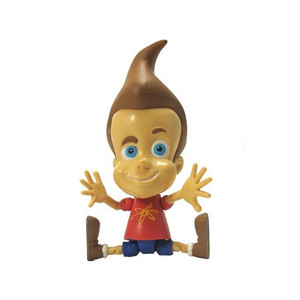 NickToons Jimmy Neutron 6 inch Action Figure