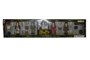 Buffy the Vampire Slayer PALZ Exclusive Halloween 4-Pack