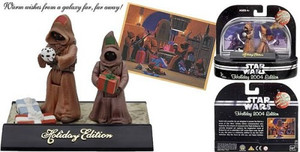 EE Exclusive Star Wars Holiday Jawas