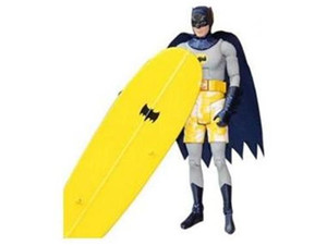 Batman Classic 1966 TV Series Surfing Batman Action Figure