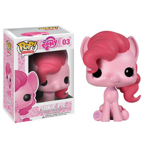 My Little Pony Friendship is Magic Pinkie Pie Pop! Vinyl Figure