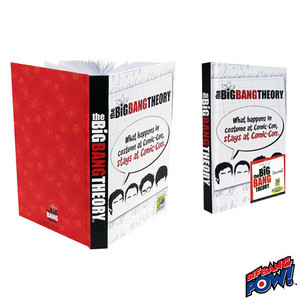 The Big Bang Theory What Happens at Comic-Con Journal Exclusive
