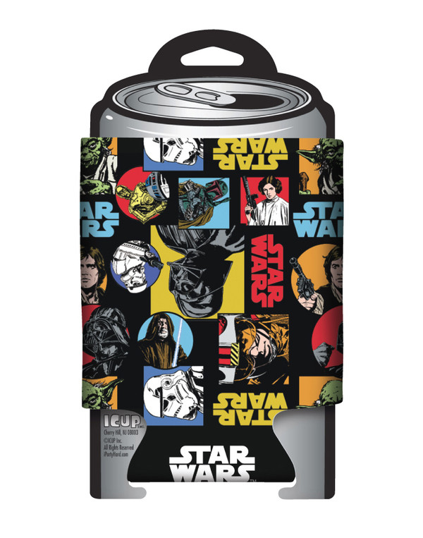 Star Wars Pattern Can Hugger