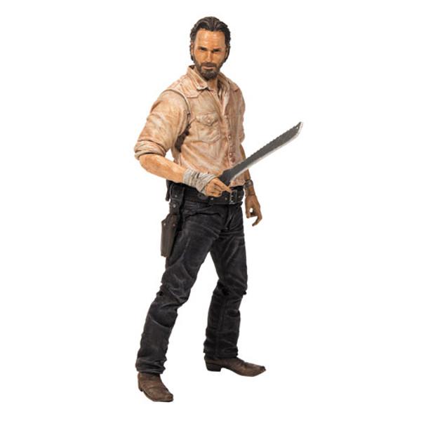 Walking Dead TV Series 6 Rick Grimes Action Figure