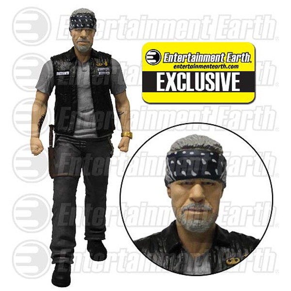 Sons of Anarchy Clay Morrow 6-Inch Variant Action Figure with Bandana