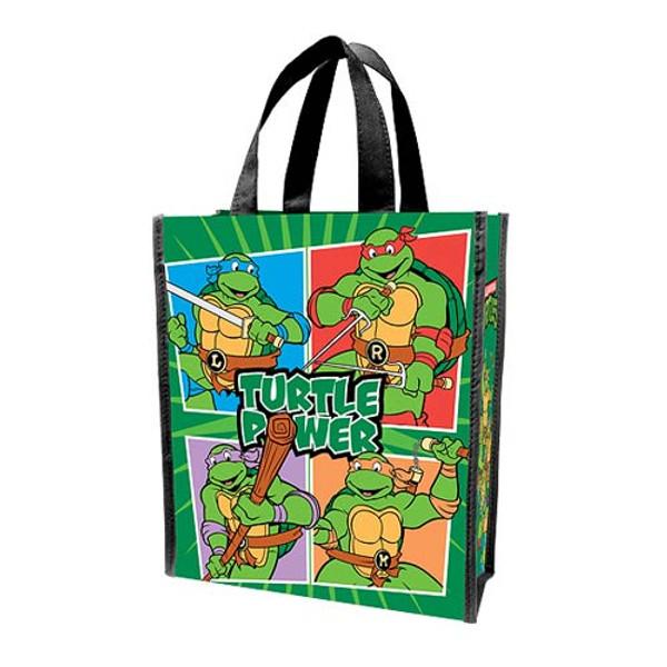 Teenage Mutant Ninja Turtles Small Recycled Shopper Tote