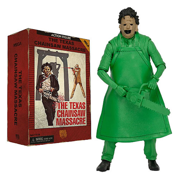 The Texas Chainsaw Massacre Video Game Leatherface 7-Inch Scale Figure