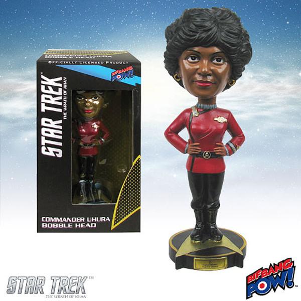 Star Trek II: The Wrath of Khan Commander Uhura Bobble Head