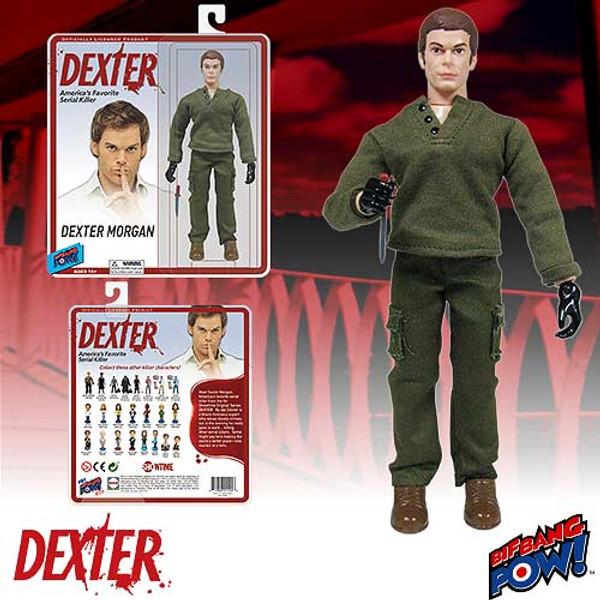Dexter Morgan 8-Inch Action Figure