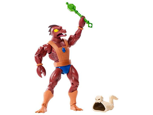 Masters of the Universe Club Grayskull Clawful Action Figure