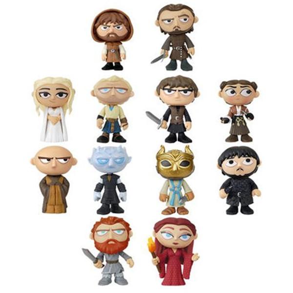 Game of Thrones Mystery Mini Series 3 Mini-Figure 4-Pack