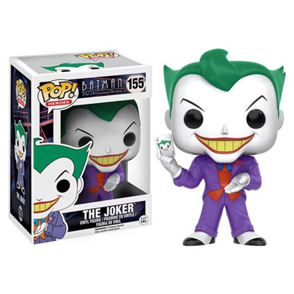 Batman: The Animated Series Joker Pop! Vinyl Figure #155