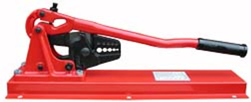 """ARM HSC-600 BB Bench Swager with Cutter, Japan:1/16"""", 3/32"""", 1/8"""", 5/32"""", 3/16"""" ..."""