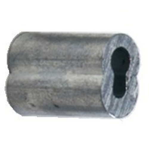 """Aluminum Sleeve Combination  1/8"""" X 3/16"""" Cables"""