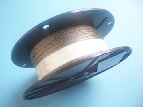 "304 Stainless Steel Wire Rope Cable 1/16"", 7x7, 5000 ft reel"