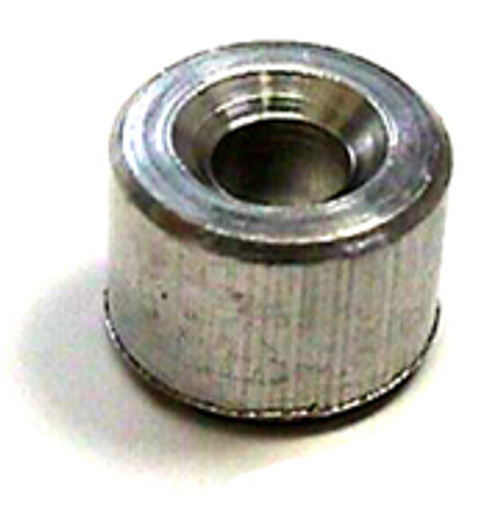 """Aluminum Stops for Wire Rope, 1/4"""", 100 pieces"""
