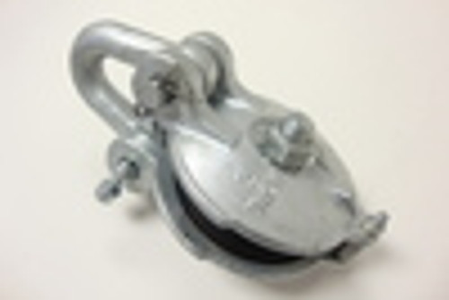 "3"" Yarding/Snatch Wire Rope Pulley Block"
