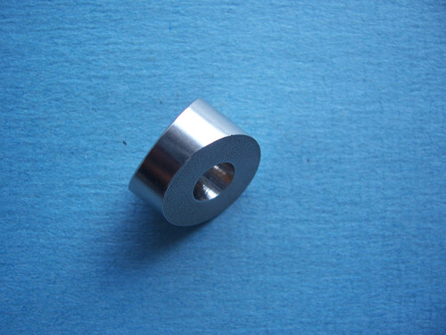 """Type 316 Stainless Steel 30 Degree Angled Washer, 1/4"""" Bore - for 1/8"""" to  3/16"""" Cable Railing"""