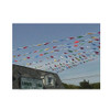 Hanging Flag Pennants, 100 ft