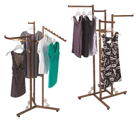 Boutique Clothing Racks