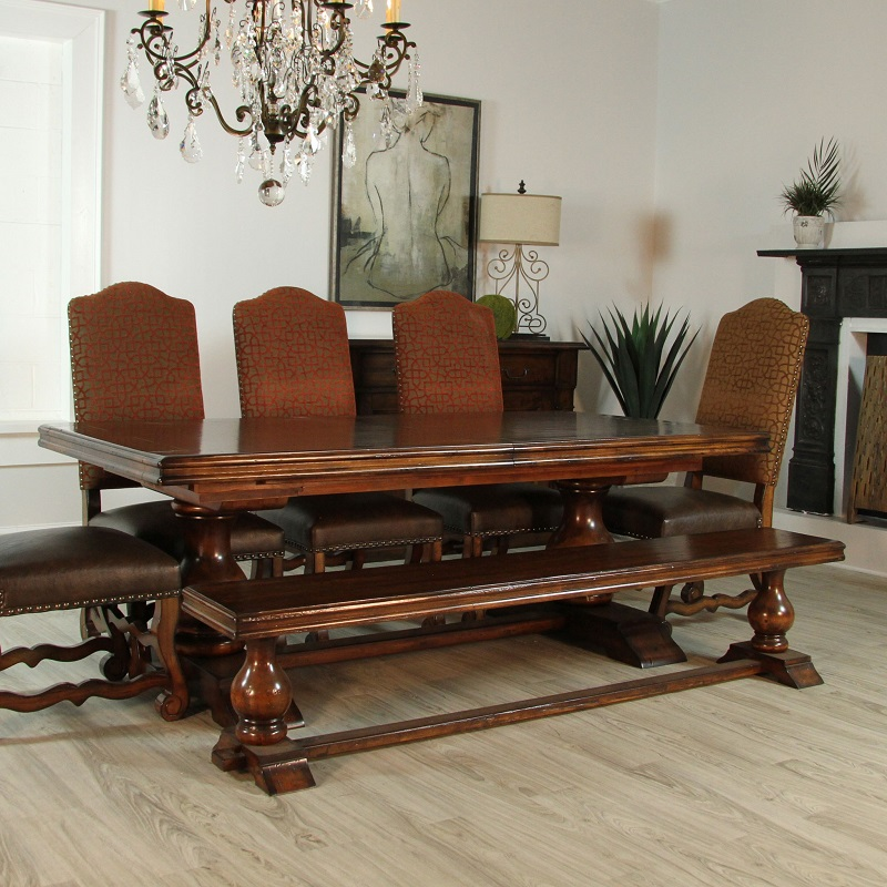Tuscan Extension Dining Room Table