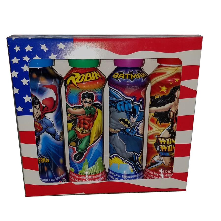 Super Hero 4 Pack