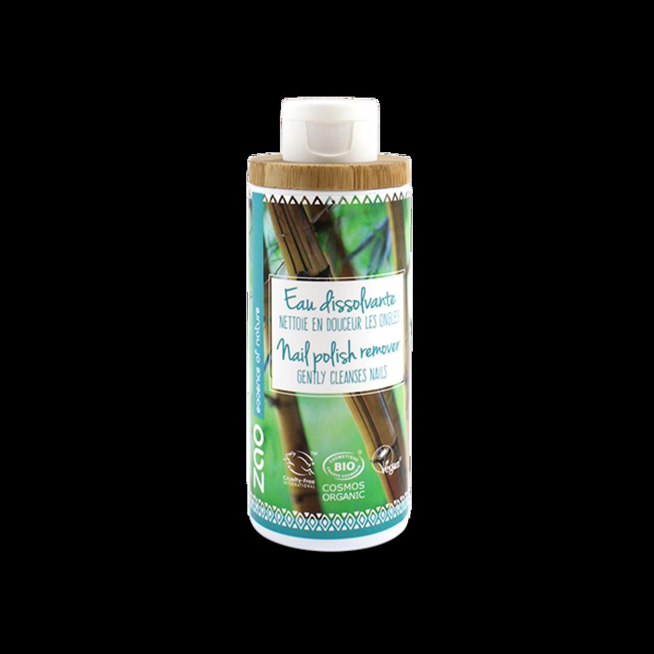 Zao Certified Organic Nail Polish Remover - beautifully organic