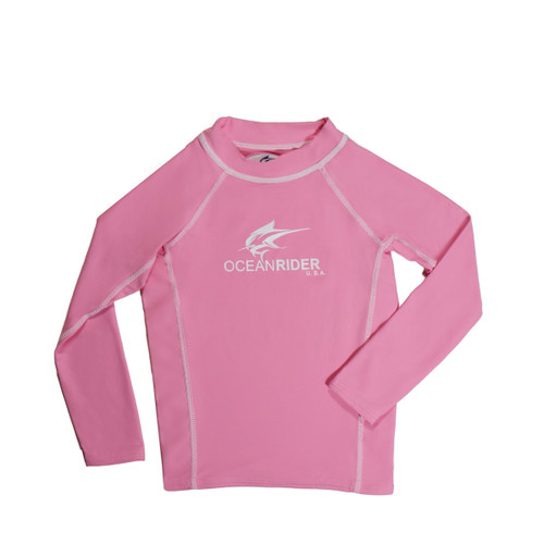 Ocean Rider Kid's Performance UPF 50 Long Sleeve Shirt