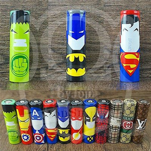 SuperHero Battery Wrap